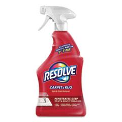 RESOLVE® Triple Oxi Advanced Trigger Carpet Cleaner, 22 oz Spray Bottle