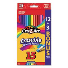 Cra-Z-Art® Erasable Colored Pencils