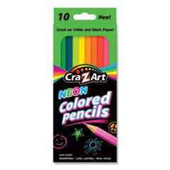 Cra-Z-Art® Neon Colored Pencils