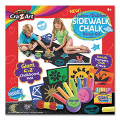 Cra-Z-Art® Washable Sidewalk Chalk