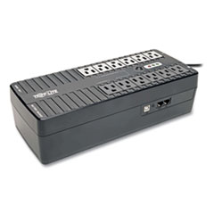 ECO Series Energy-Saving Standby UPS with USB, 12 Outlets, 750 VA, 420 J