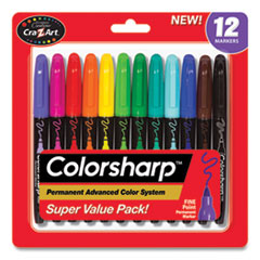 Cra-Z-Art® Colorsharp Permanent Markers