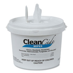 Wexford Labs CleanCide Disinfecting Wipes