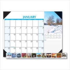 House of Doolittle(TM) Earthscapes(TM) Scenic Desk Pad Calendar