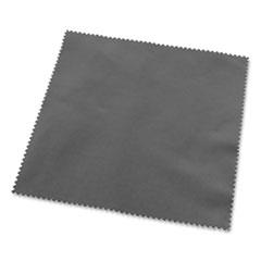 NXT Technologies™ Microfiber Screen Cleaning Cloths, 6 x 5, Gray, 2/Box
