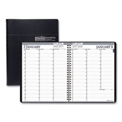 House of Doolittle™ 100% Recycled Professional Weekly Planner Ruled for 15-Minute Appointments