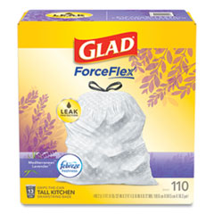 Glad® OdorShield® with Febreze