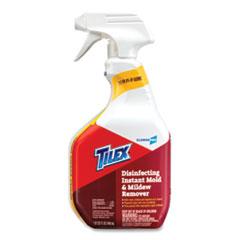 Tilex® Disinfects Instant Mildew Remover, 32 oz Smart Tube Spray, 9/Carton
