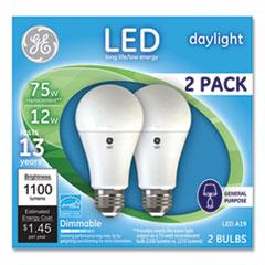 GE 75W LED Bulbs