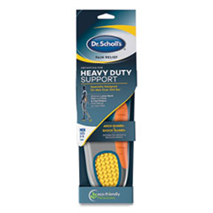 Dr. Scholl's® Pain Relief Orthotics Heavy Duty Support, Men Sizes 8-14, 1 Pair