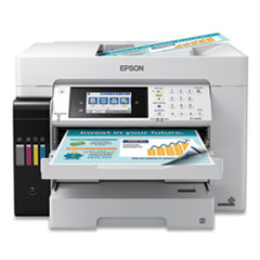 Epson® EcoTank Pro ET-16650 Wide Format AIO Supertank Inkjet Printer