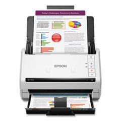 Epson® DS-770 II Color Duplex Document Scanner, 600 dpi Optical Resolution, 100-Sheet Duplex Auto Document Feeder