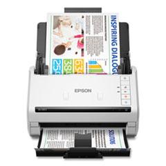 Epson® DS-530 II Color Duplex Document Scanner, 600 dpi Optical Resolution, 50-Sheet Duplex Auto Document Feeder