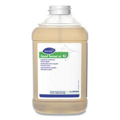 Diversey™ Good Sense HC Liquid Air Freshener, Green Apple, 2,500 mL Bottle, 2/Carton