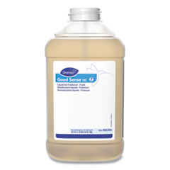 Diversey™ Good Sense HC Liquid Air Freshener, Fresh Scent, 2,500 mL Bottle, 2/Carton