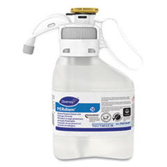 Diversey™ PERdiem Concentrated General Cleaner with Hydrogen Peroxide, 47.34 oz, Bottle, 2/Carton