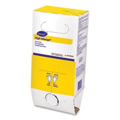 Diversey™ High Mileage UHS Floor Finish, Light Scent, Liquid, 84.5 oz ProSpeed Bag-In-Box, 6/Carton