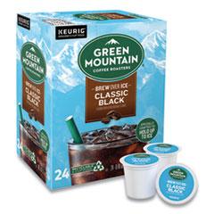 Green Mountain Coffee® Classic Black Brew Over Ice Coffee K-Cups, 24/Box
