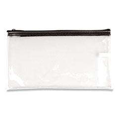 CONTROLTEK® Multipurpose Zipper Bags, 11 x 6, Clear