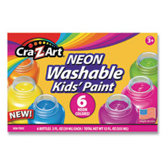 Cra-Z-Art® Neon Washable Kids' Paint