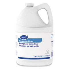 Diversey™ Carpet Extraction Rinse, Floral Scent, 1 gal Bottle, 4/Carton