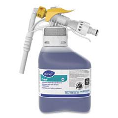 Diversey™ Crew Bathroom Cleaner and Scale Remover, Liquid, 50.7 oz Bottle, 2/Carton