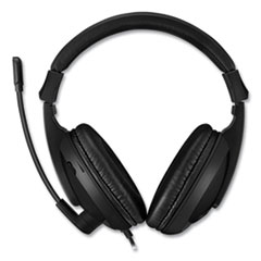 Adesso Xtream(TM) H5U Stereo Multimedia Headset with Mic