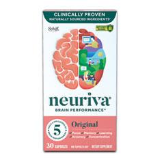 Neuriva® Original Brain Performance, 30 Count