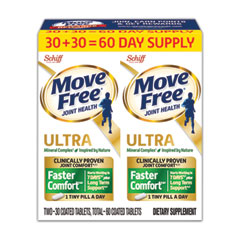 Move Free® Ultra Faster Comfort Twin Pack, 60 Tablets