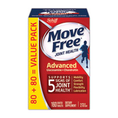 Move Free® Advanced Joint Health Tablet, 160 Tablets
