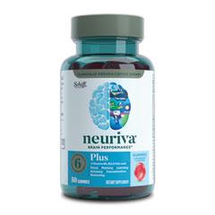 Neuriva® Brain Performance Plus Gummies, 50 Count