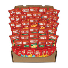 Cheez-It® Baked Snack Crackers Variety Pack, Assorted Flavors, (8) 0.75 oz/ (37) 1.5 oz Bags, Delivered in 1-4 Business Days