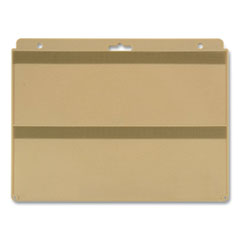 Advantus Key File Drawer Panel, 22-Key, Plastic, Tan, 11 x 0.25 x 9