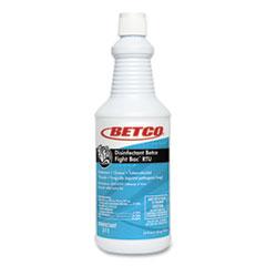 Betco® Fight Bac RTU Disinfectant, Citrus Floral Scent, 32 oz Spray Bottle, 12/Carton