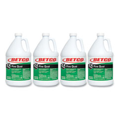 Betco® Pine Quat Disinfectant, Pine Scent, 128 oz Bottle, 4/Carton
