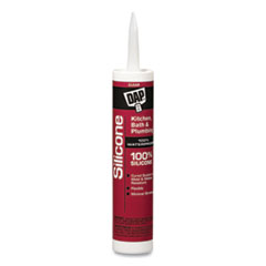 DAP® 100% Silicone Kitchen and Bath Sealant