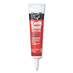 DAP® KWIK SEAL® Kitchen and Bath Adhesive Caulk