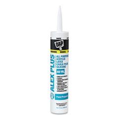 DAP® ALEX PLUS® All Purpose Acrylic Latex Caulk Plus Silicone