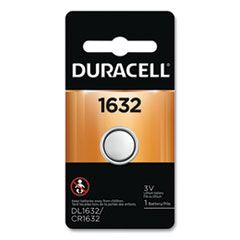 Duracell® Lithium Coin Battery, 1632