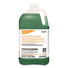 Diversey™ Suma Bio-Floor Cleaner, Unscented, Liquid, 1 gal, 4/Carton