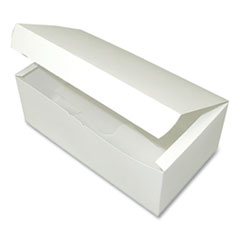Dixie® Tuck-Top One-Piece Paperboard Take-Out Box
