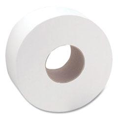 "Sofidel Heavenly Choice One-Ply Jumbo Bathroom Tissue, Septic Safe, White, 3.4"" x 2,000 ft, 12/Carton"