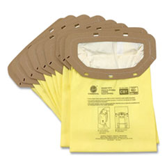 Hoover® Commercial Disposable Open Mouth Vacuum Bags, Allergen CB1, 10/Pack