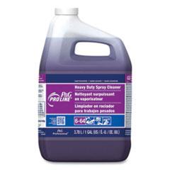 P&G Pro Line® Heavy Duty Spray Cleaner, Clean Fresh, 1 gal Bottle, 2/Carton