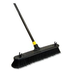 Quickie® Bulldozer® Smooth Surface Pushbroom