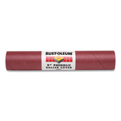 """Rust-Oleum® Concrete-Saver Phenolic Roller Cover, 9"""", For Smooth and Semi-Smooth Surfaces, Maroon"""