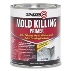 Zinsser® Mold Killing Primer, Interior, Flat White, 1 qt Bucket/Pail