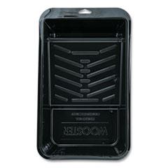 Wooster® Jumbo-Koter Plastic Roller Tray, 0.5 qt Capacity, 7.25 x 15 x 3, Black