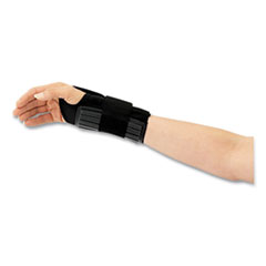 Core Products® Reflex Wrist Support, Right Hand, Small, Black