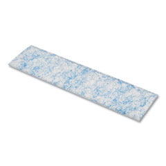 "3M™ Easy Clean Disposable Floor Mop Pad, 18"", Blue, 30/Carton"
